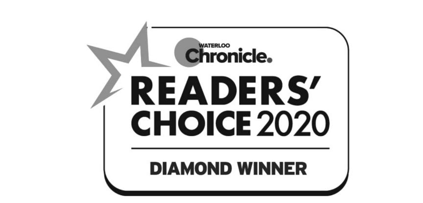 Readers Choice 2020 - Winner